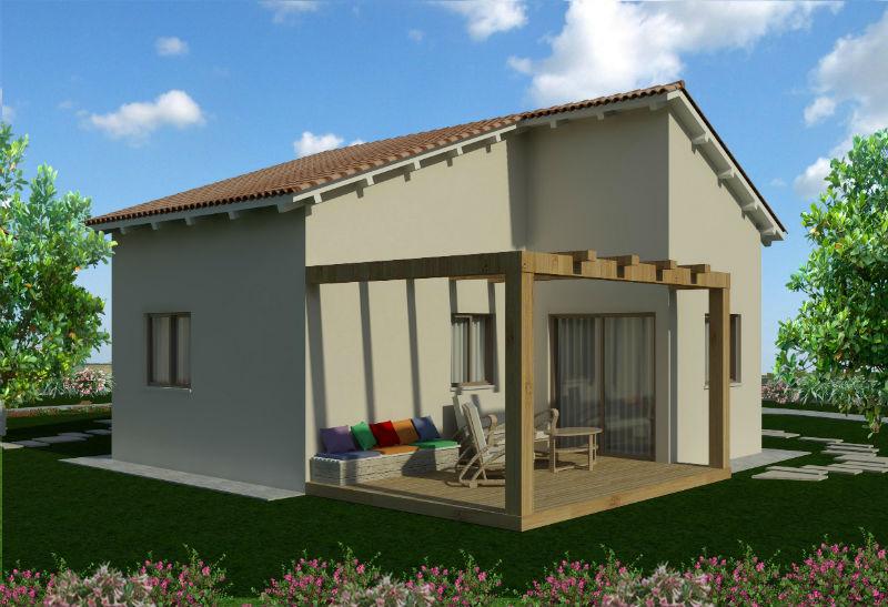 תכנון אדריכלי - צימרים