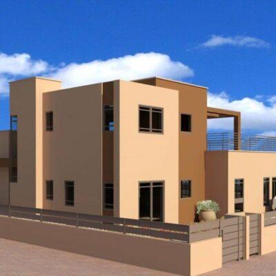 בנייה מודרנית